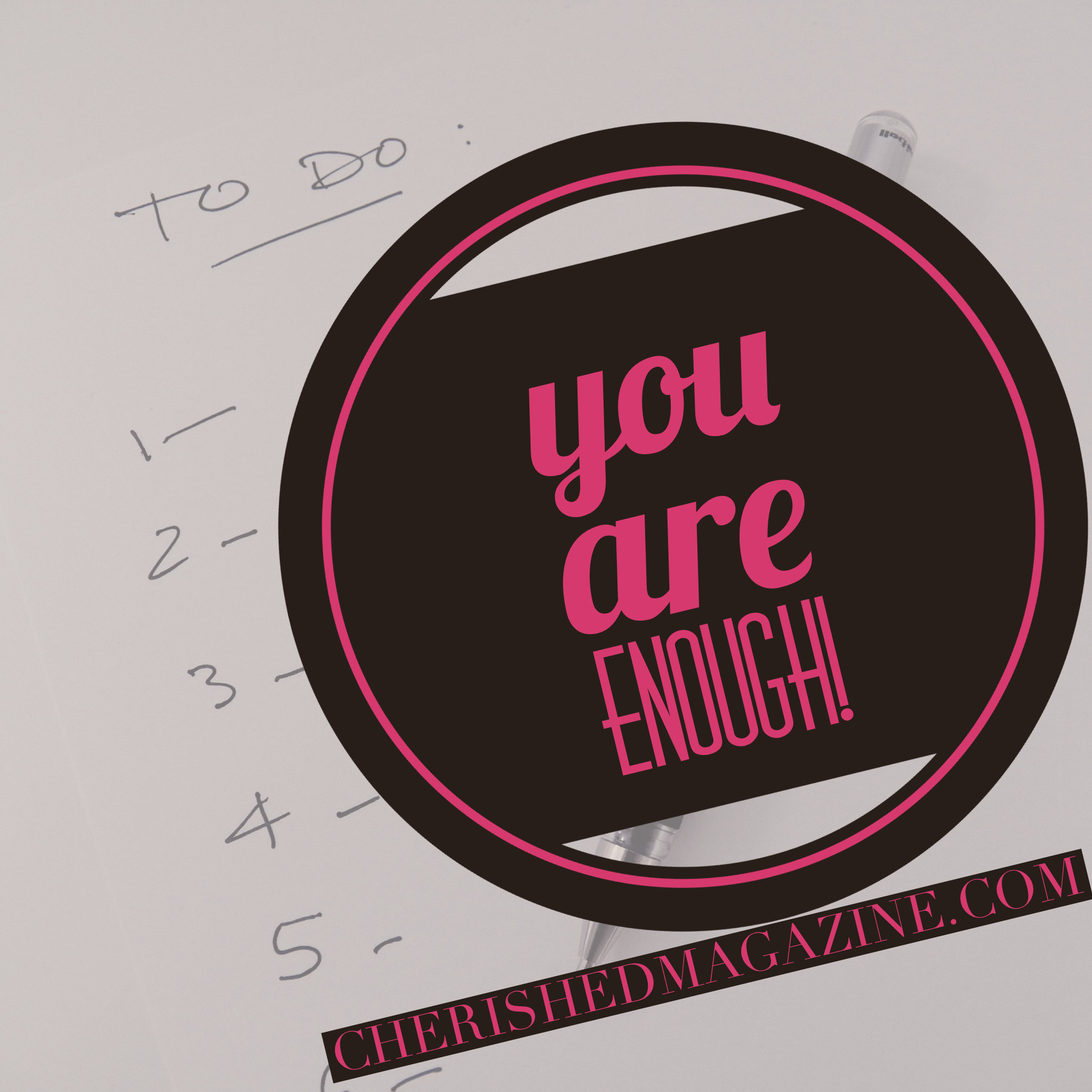 #TBT – You are Enough plus Giveaway