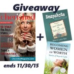 Magazine Giveaway at Pat and Candy