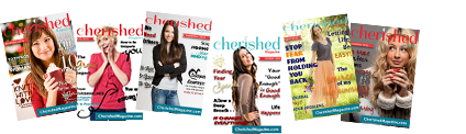 2015 issue of Cherished Magazine