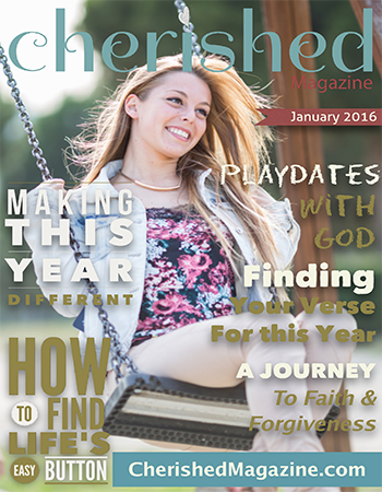 Cherished Magazine January 2016 - A Magazine for Christian Women
