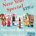 New Year Subscription Special