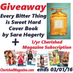 Giveaway: Every Bitter Thing is Sweet