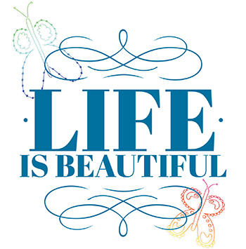 Life is Beautiful Cherished Magazine March 2016