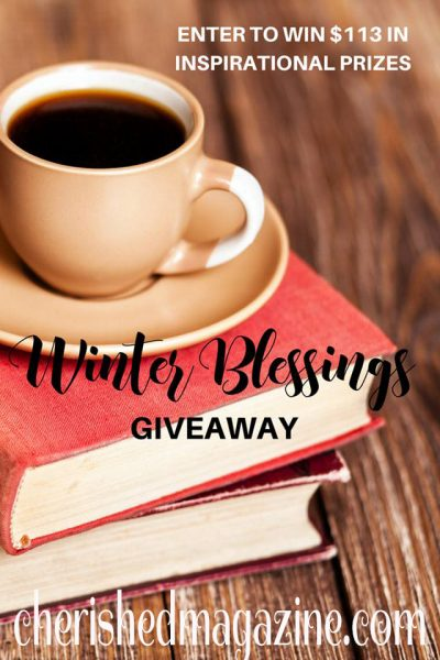 """My Word this Year """"TRUST"""" (and a Giveaway)"""