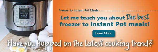 Freezer to Instapot