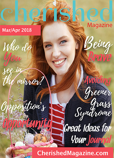 Cherished Magazine MarApr 2018 - A Christian Women Magazine