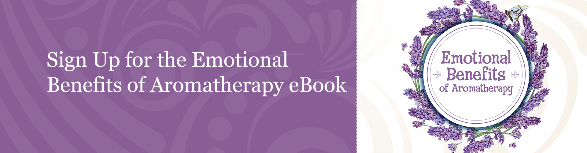 Emotionals Benefits of Aromathrapy sign up