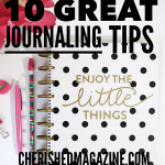 10 Great Journaling Tips