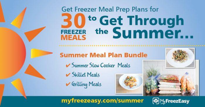 30 Summer Meals
