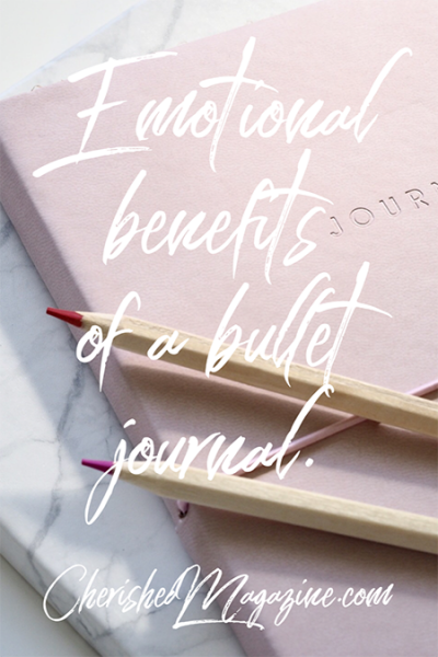 Emotional Benefits of Bullet Journal